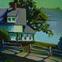 Thumb island cottage